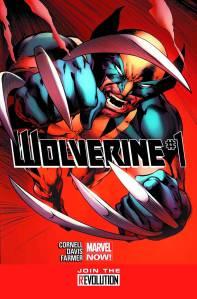 WOLVERINE #1 NOW