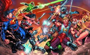 DC VS MASTERS OF THE UNIVERSE #1