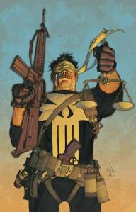 PUNISHER TRIAL OF PUNISHER #1 (OF 2)