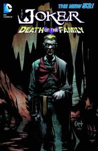 JOKER DEATH OF THE FAMILY HC (N52)
