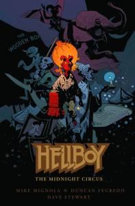HELLBOY MIDNIGHT CIRCUS HC