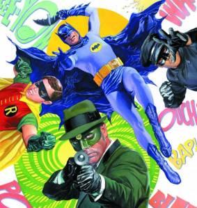 BATMAN 66 MEETS GREEN HORNET #1