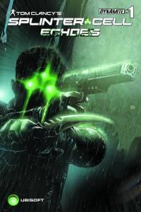 TOM CLANCY SPLINTER CELL ECHOES #1 (OF 4)
