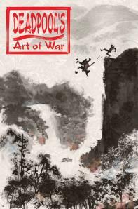 DEADPOOLS ART OF WAR #1 (OF 4)