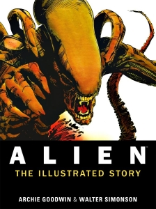 Alien – The Illustrated Story – Der Comic