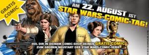 STAR WARS COMIC-TAG