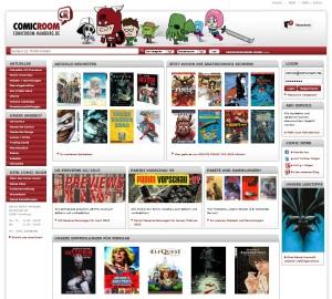 www.comicroom-hamburg.de