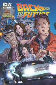 BACK TO THE FUTURE #1 (OF 5)