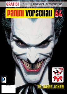 PANINI VORSCHAU 64
